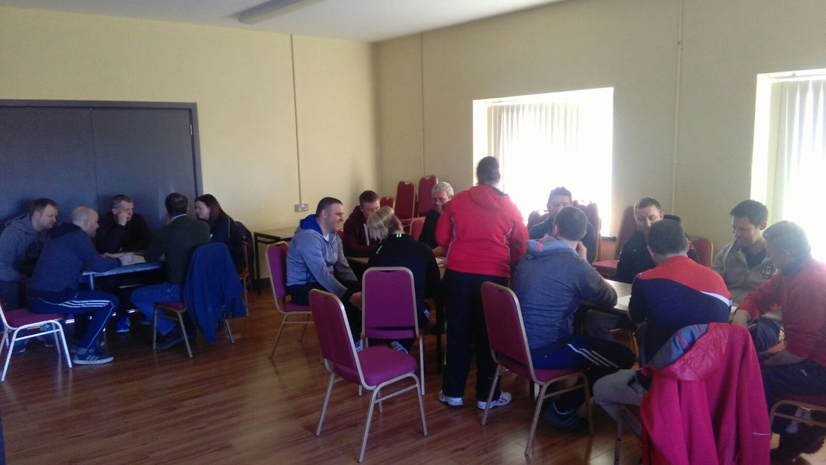 test Twitter Media - Well done to all coaches who finished off the Dual Foundation Course this morning in Ballinamere, led by GDA Conor Clancy https://t.co/tWubu4SCaX