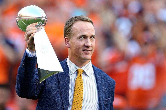 Happy 42nd birthday to 5x NFL MVP  Peyton Manning!