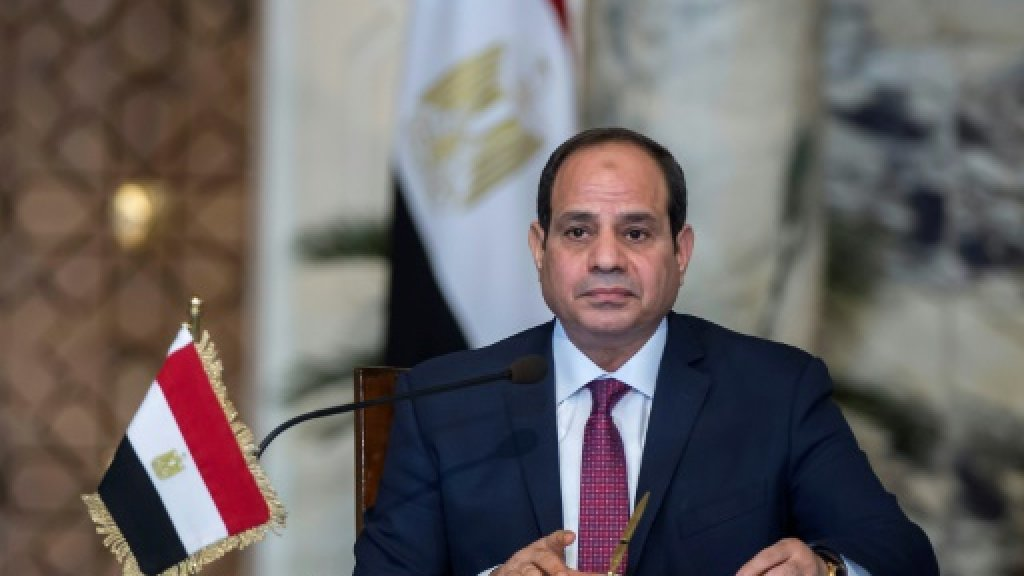 Sisi, Egypt's undisputed leader and 'father figure'