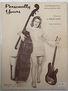 Happy Birthday to Carol Kaye today! May your basslines live forever