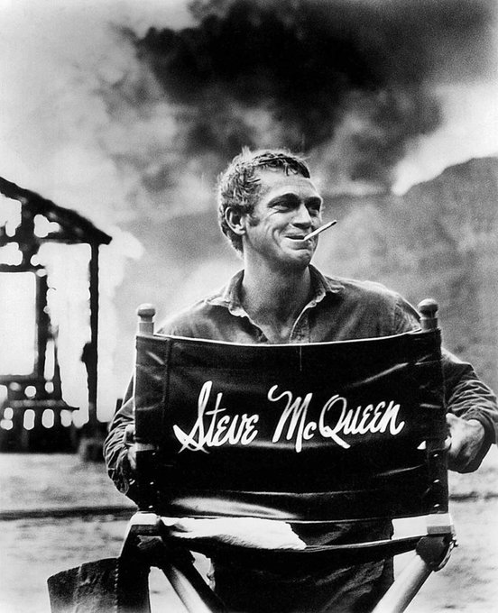 Happy Birthday to Steve McQueen!