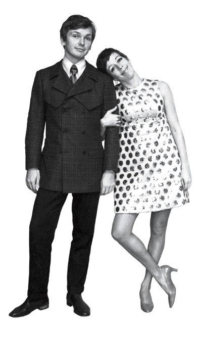 Happy birthday, Bob Mackie. Pictured with Carol Burnett