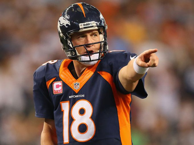 Happy Birthday to the one and only NFL great and two time Superbowl champion Peyton Manning!