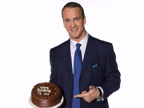 Happy Birthday to Super Bowl MVP, Peyton Manning!  Born March 24, 1976.