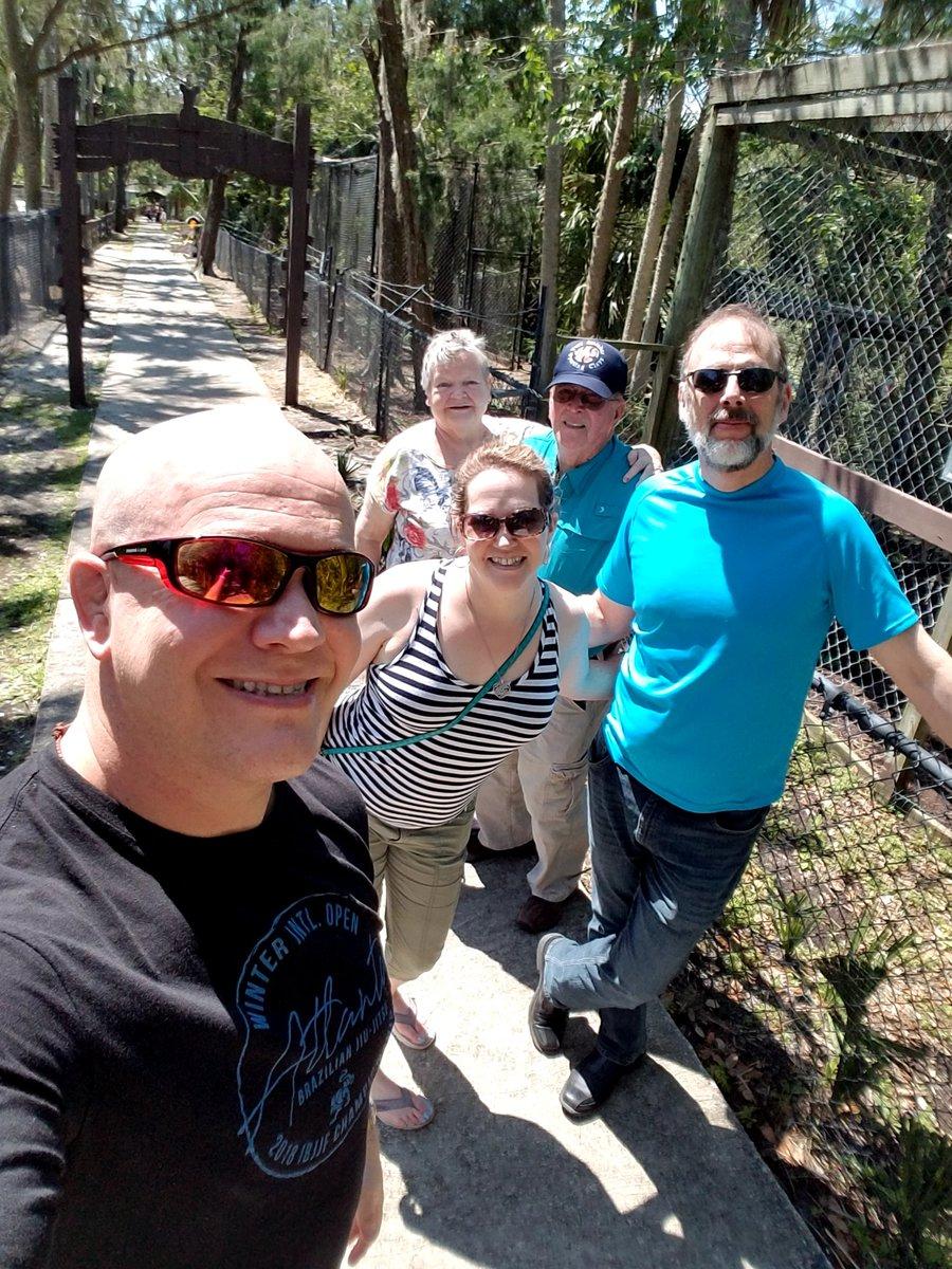 test Twitter Media - Doing the alligator tour in FL https://t.co/93XfpGSHOS
