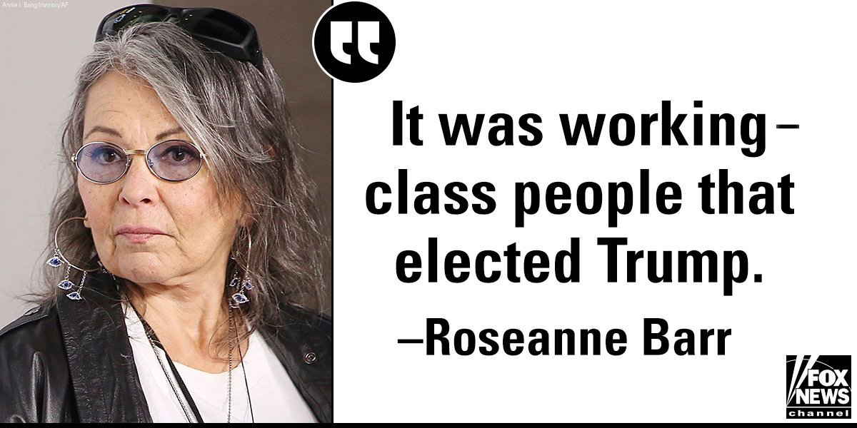 .@therealroseanne: Reboot will tackle healthcare, opioids and different cultures