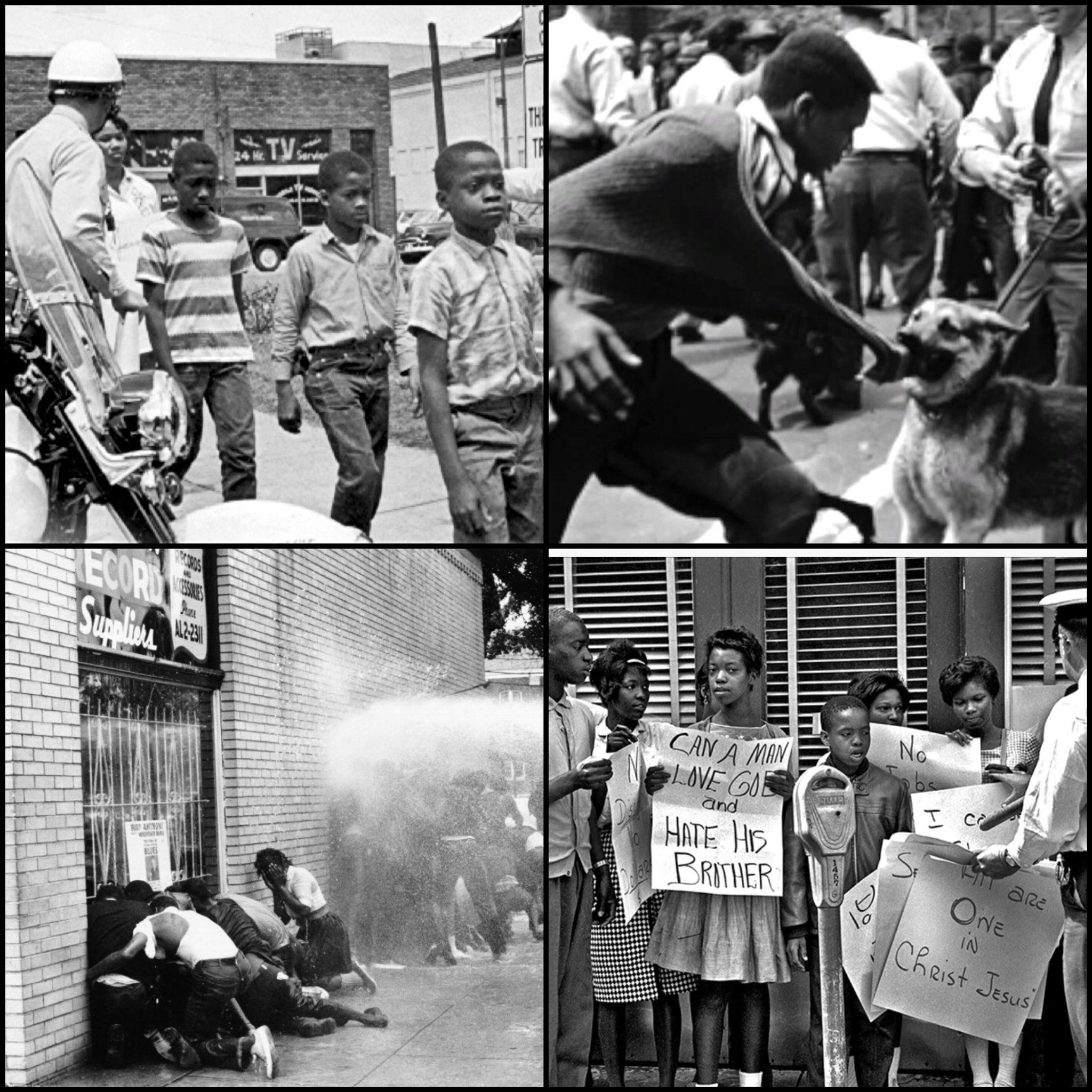 Birmingham | Children's Crusade | 1963 https://t.co/hNQyBX6EZx