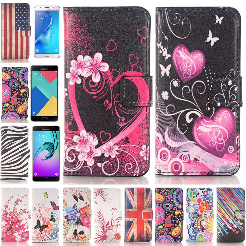 Like and Share if you want this Leather Flip Wallet Cover For Samsung #lo...
