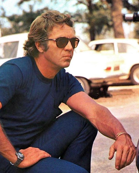 Happy Birthday to Steve McQueen  Mar. 24, 1930 - Nov. 7, 1980