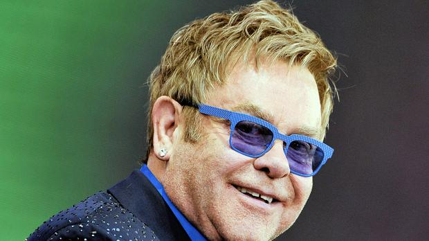 Happy Birthday to Sir Elton John who appeared as himself (via archive footage) in Love & Monsters.