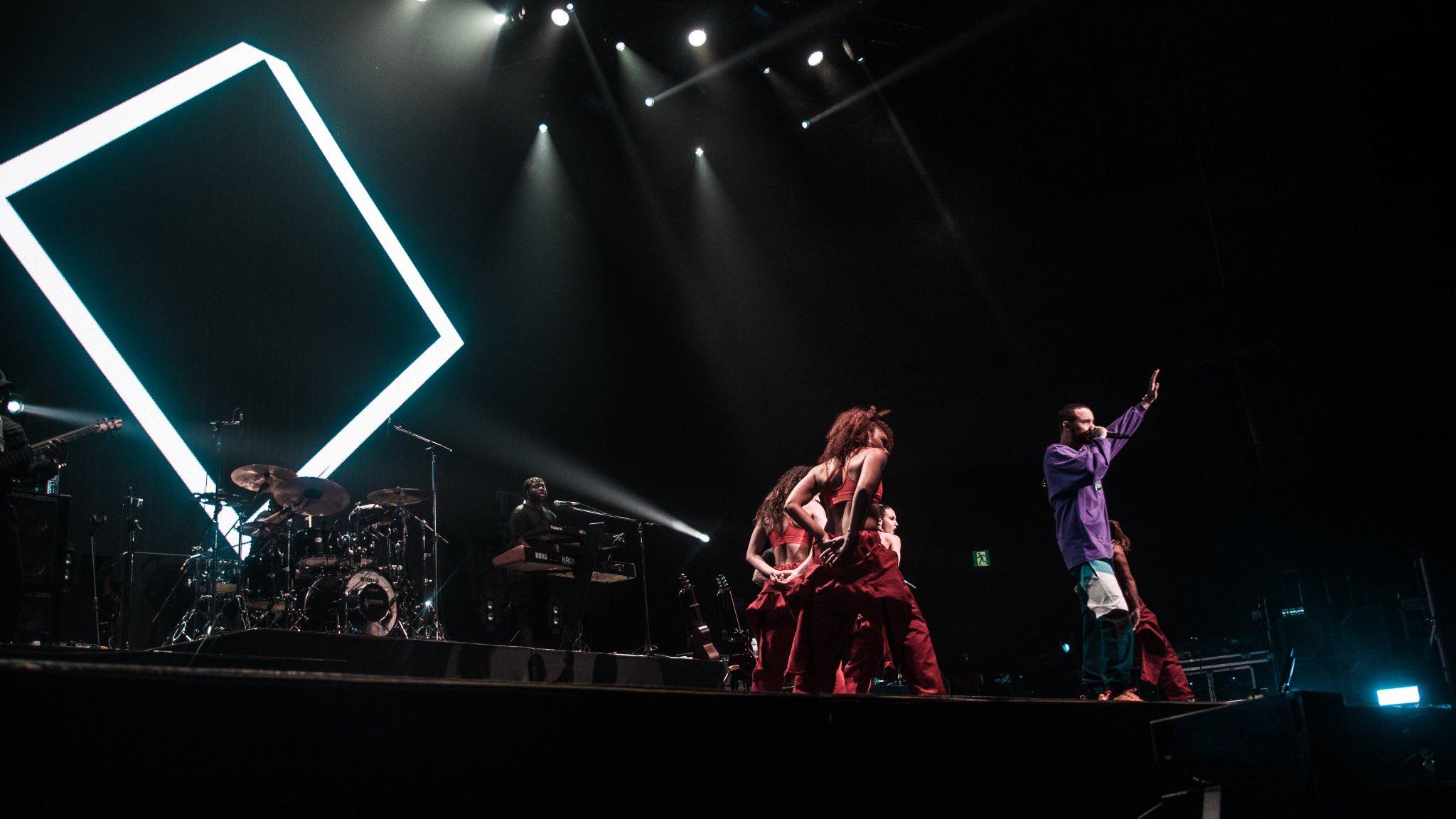 Kobe thank you �������� it was fun ���� #POPSPRING2018 https://t.co/PchAkiROrw