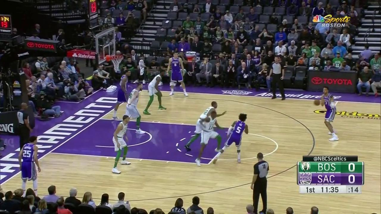 It's never too early for a Jayson Tatum SLAM ��: https://t.co/idy2OHo9V3 https://t.co/sEwL7b79ql