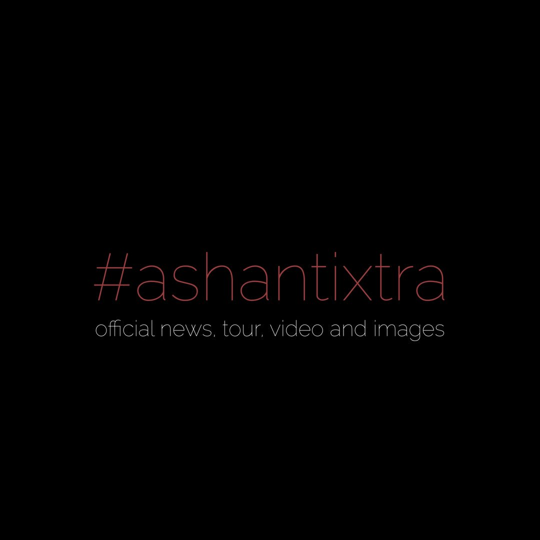 RT @ashantixtra: Official news, tour, video and images hashtag : #ashantixtra @ashanti https://t.co/F4KJZbi6dN