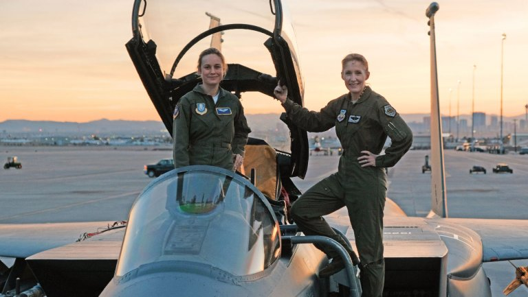 CaptainMarvel rounds out cast with familiar Marvel names