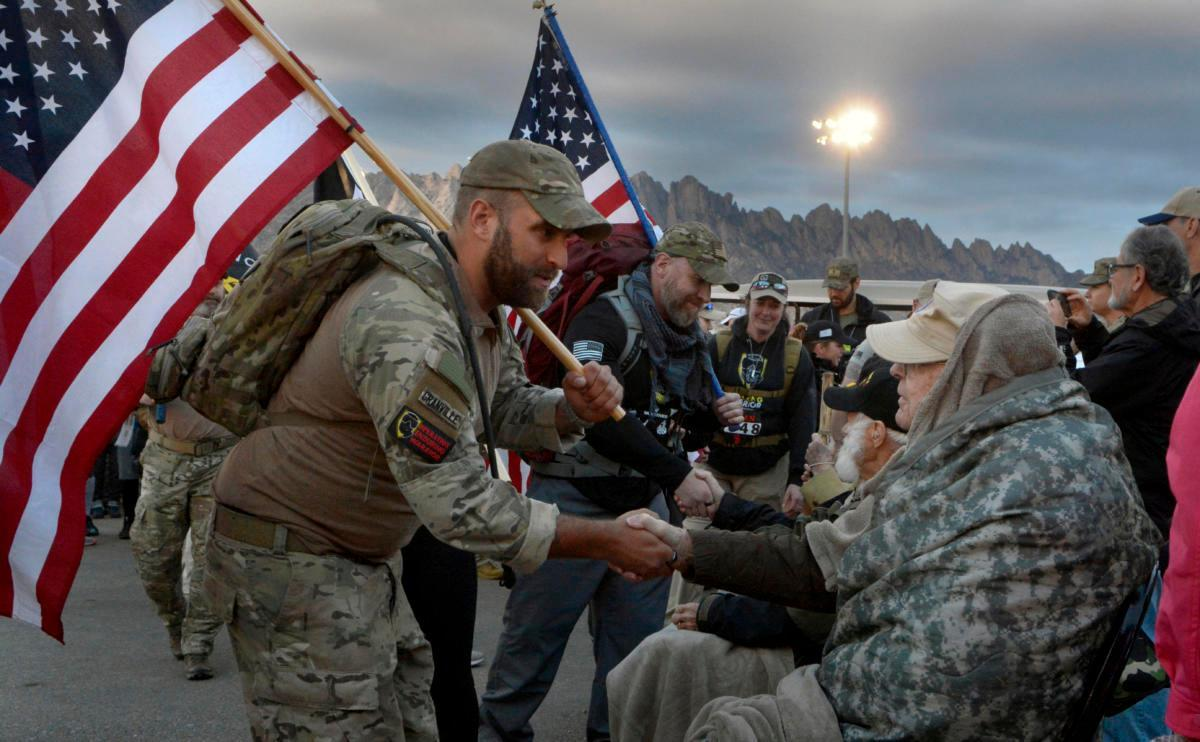 Bataan Memorial Death March draws record crowd
