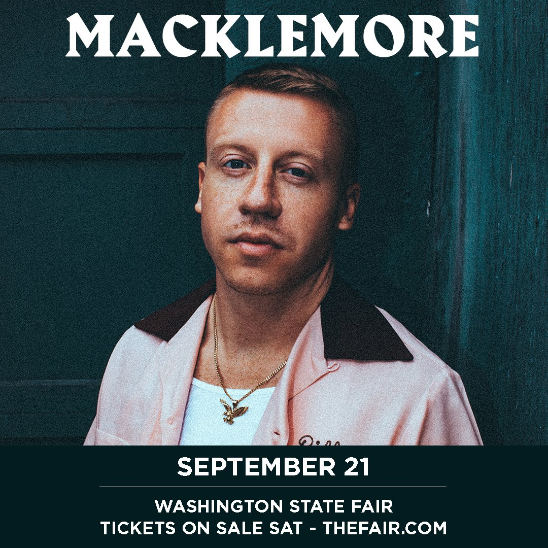 Elephant ears on deck. We at Puyallup this year for @WAStateFair Concert Series. Pull up ???????????? https://t.co/Kl9IPLDjea