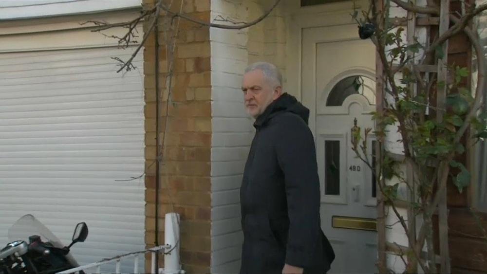 Corbyn accused of failng to crackdown on anti-semitism in Labour Party