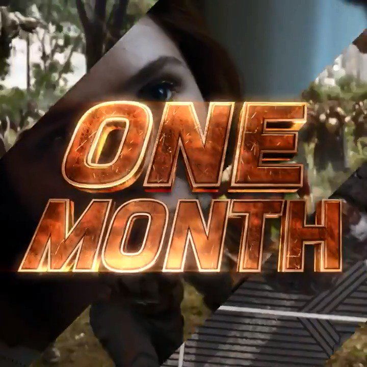 See Marvel Studios' @Avengers: #InfinityWar in one month. Get tickets: https://t.co/UiS1rbHQrS https://t.co/MDloBnF3pz