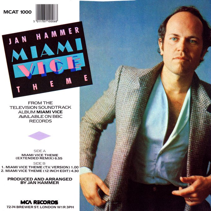 Happy Birthday Jan Hammer !!