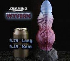 Guys, please help reach my goal - New toy: Cumming Wyvern Cock (for videos!) siCbeetMOP