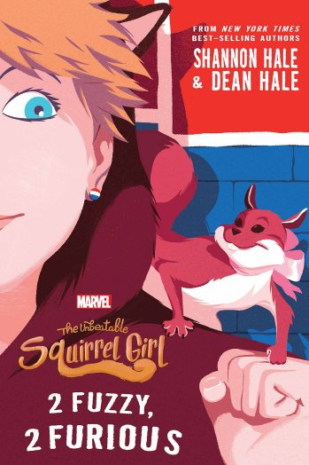 How 'Squirrel Girl' writers gave @Marvel hero the YA treatment