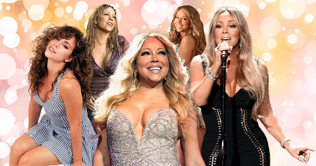 Happy birthday to Mariah Carey! Catch up on the iconic singer's glittering career: