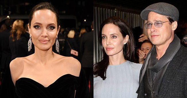 Angelina Jolie reportedly has a new man, and he's VERY different from Brad Pitt