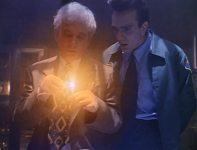 Happy Birthday to Austin Pendleton, star of the Tales from the Crypt episode Doctor of Horror !