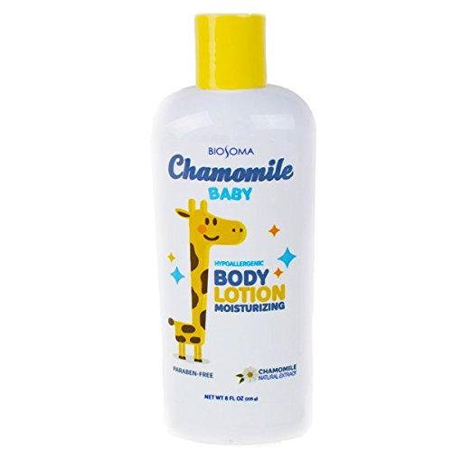 A baby's tender skin can be soothed with chamomile. https://t.co/mVewXiy6Mw...