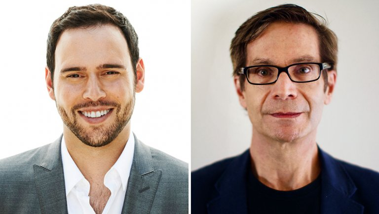 Scooter Braun and former @Marvel chairman David Maisel form Mythos Studios