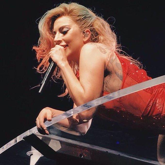 Happy Birthday Lady Gaga!! We\re so happy you were born this way
