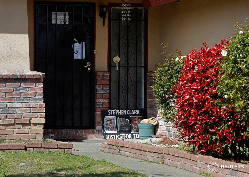 California attorney general to probe Sacramento police shooting
