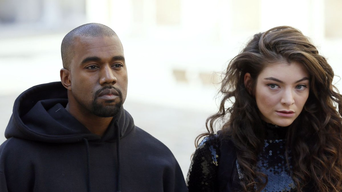 Lorde Expertly Mashed Up Kanye West's 'Runaway' With One Of Her Own Songs
