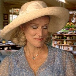 We have a fatal attraction to Glenn Close. Happy Birthday!