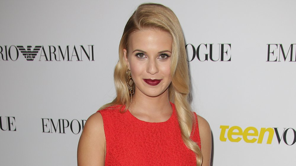 Former Disney starlet Caroline Sunshine has joined the Trump administration
