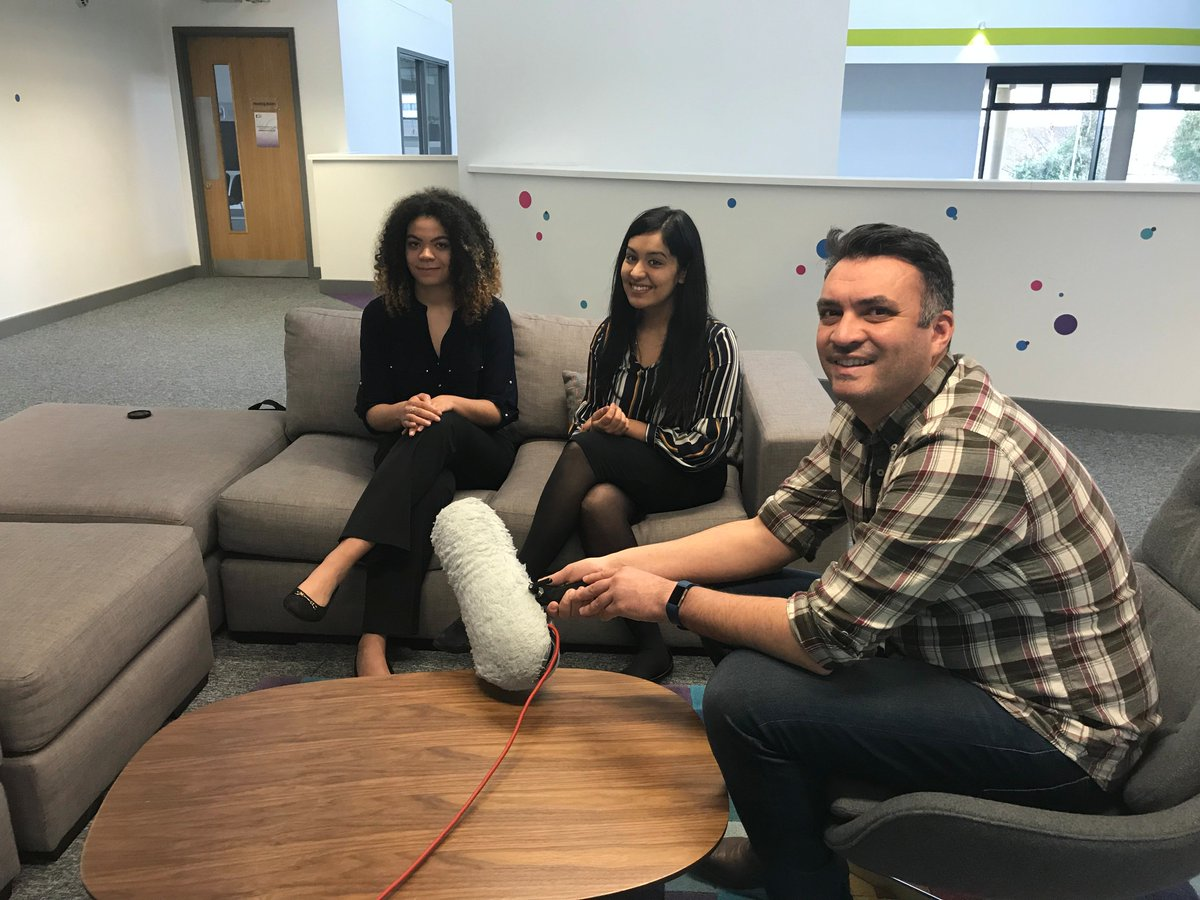 test Twitter Media - A great shoot with new video partners @CMA_Video yesterday. New interns Shiane and Janki infront of the camera before they even start with us... #entrepreneurialspirit #GetUpandGo https://t.co/C2R5nAkARp