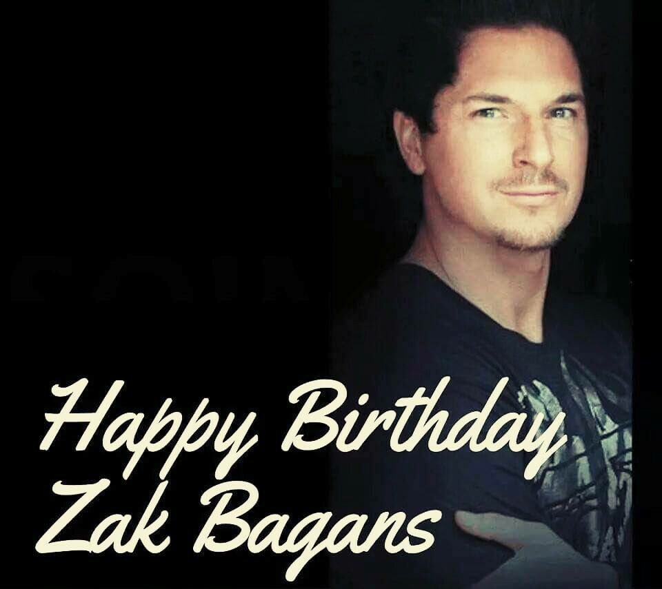 Happy Birthday Zak! I hope you have an awesome day!