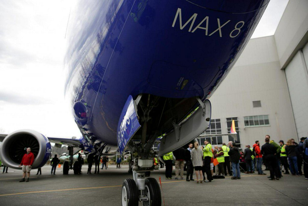 Jet weight puzzle to determine China tariff impact on Boeing