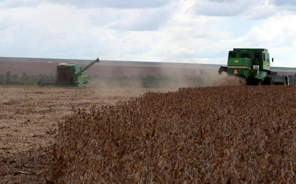 Brazil soy exporters set to win big from U.S.-China trade spat