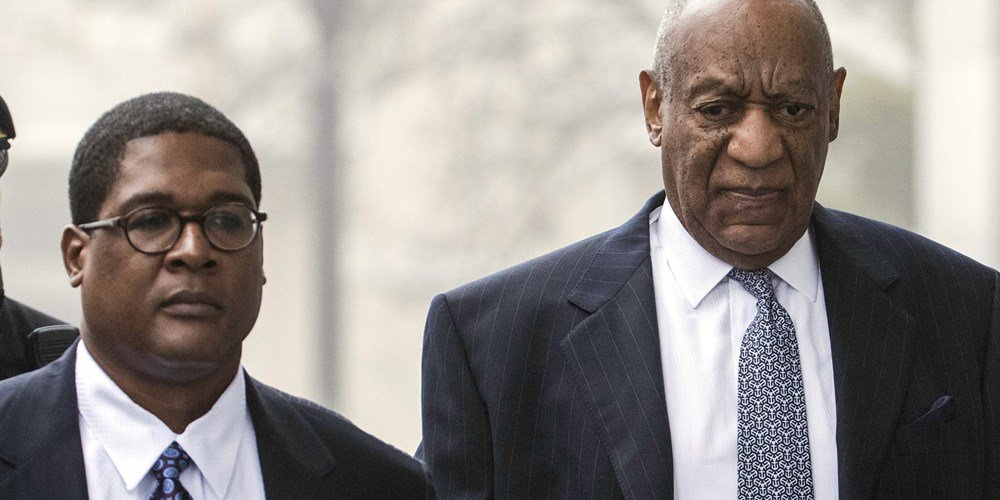 Amid claims of bias, 12 jurors are selected for Bill Cosby retrial https://t.co/CjtUkP0w0w https://t.co/NMQn34l0g6
