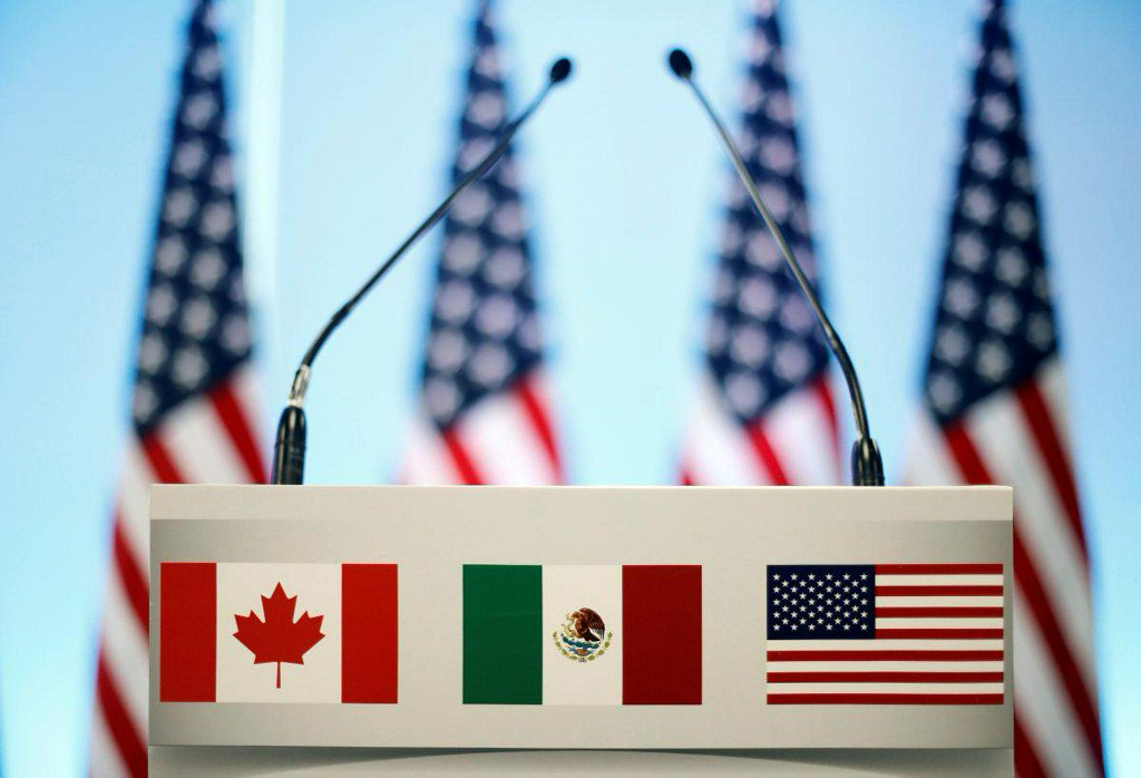 U.S. upbeat about fast NAFTA deal, Canada says much work is left