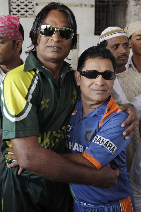 Happy birthday sachin tendulkar & shohaib akhtar...