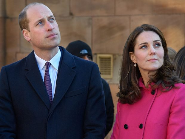 The photo evidence that hints Kate Middleton will give birth very soon