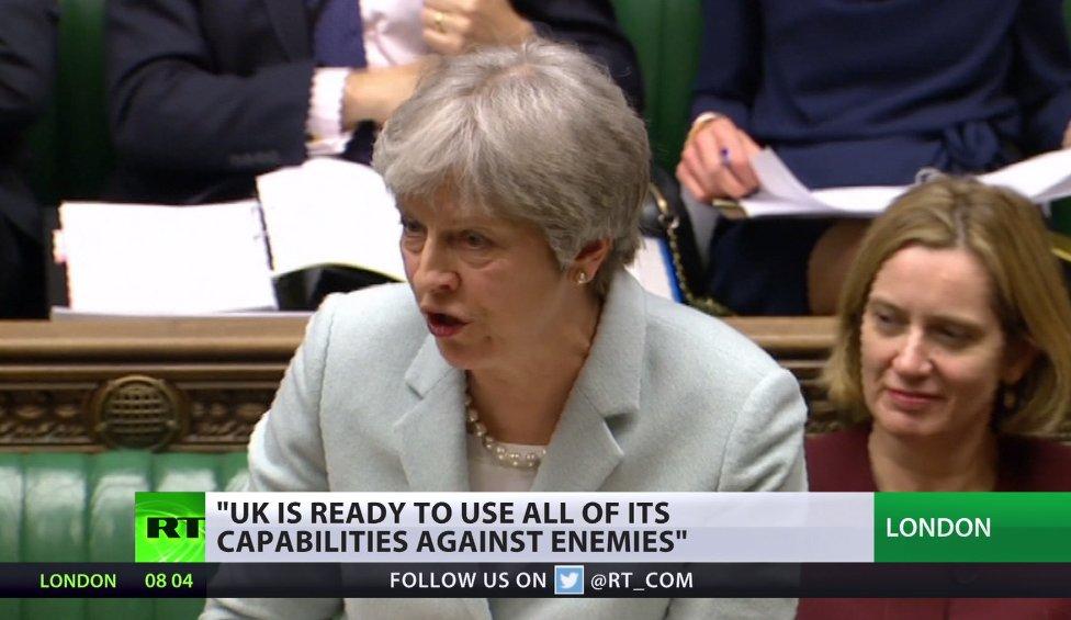 UK's Fusion Doctrine ranks Russia alongside… ISIS