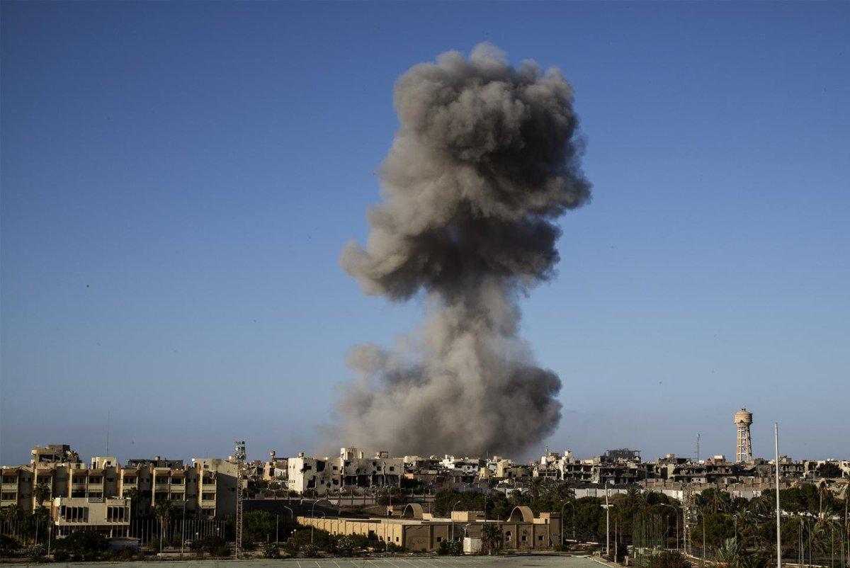 A senior al-Qaeda leader has been killed in a U.S. airstrike in Libya