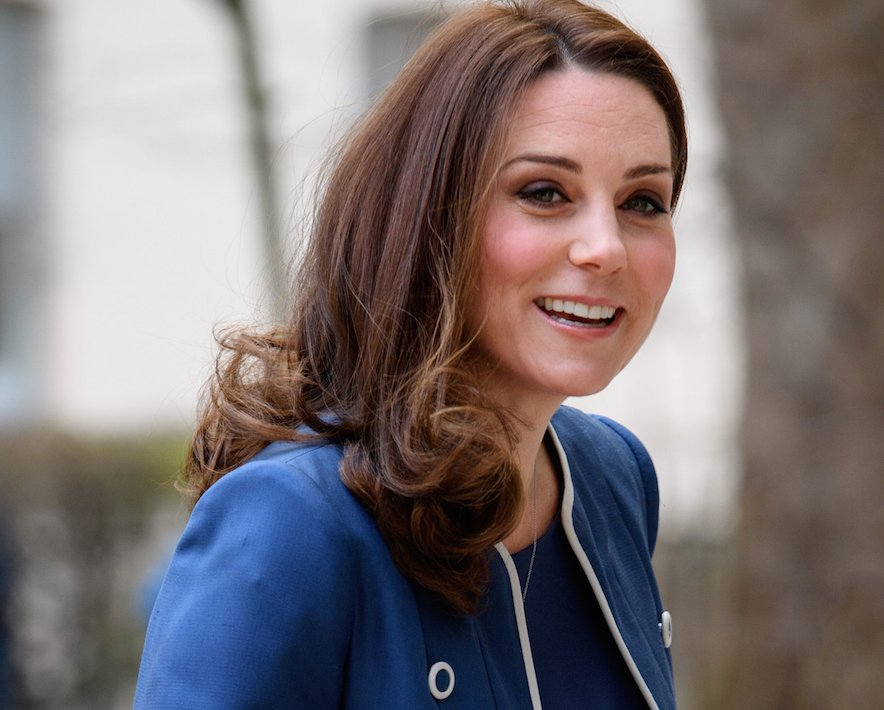 There's Photo Evidence That Hints Kate Middleton Will Give Birth Very Soon