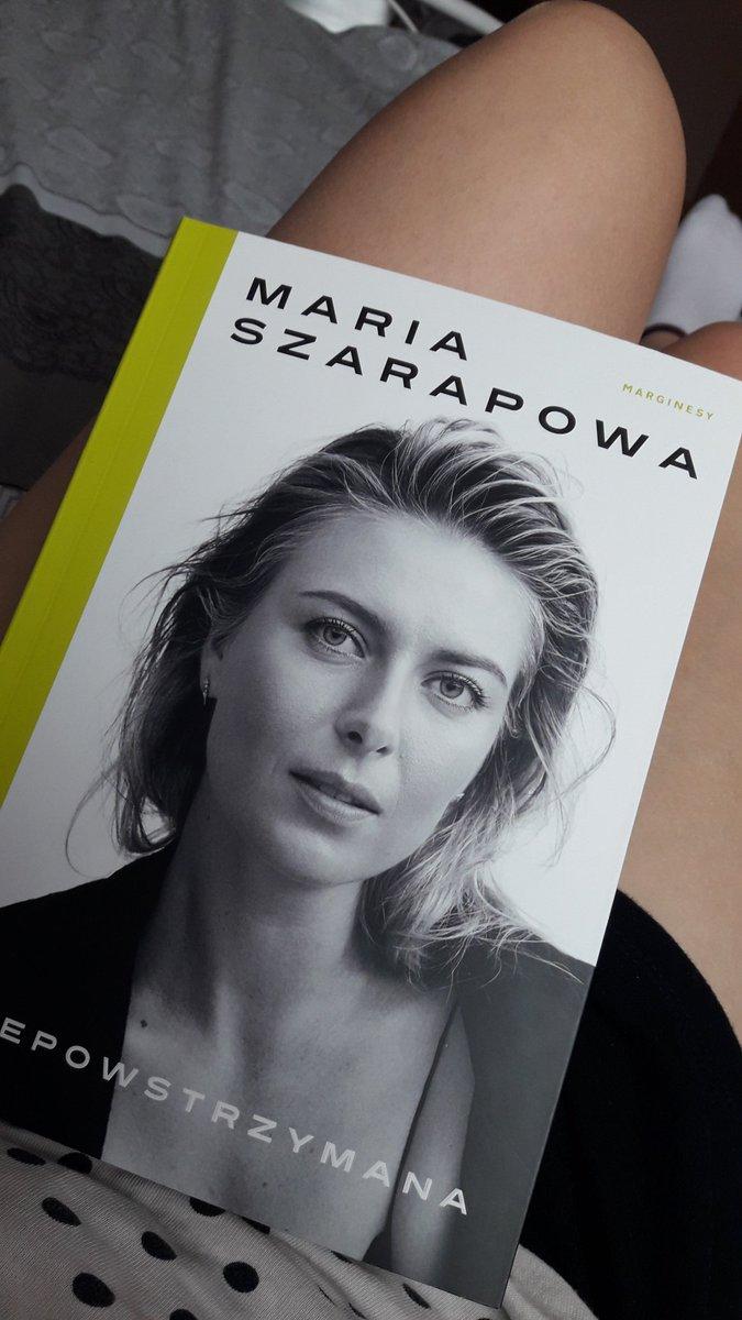 RT @Asia_Burzynska: @MariaSharapova Finally got it in Poland! ❤ https://t.co/XYBGofkVkv