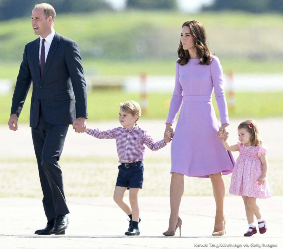 Prince George and Princess Charlotte Are Expected to Appear in Prince Harry and Meghan Markles Wedding Prince George and Princess Charlotte Are Expected to Appear in Prince Harry and Meghan Markles Wedding new pics