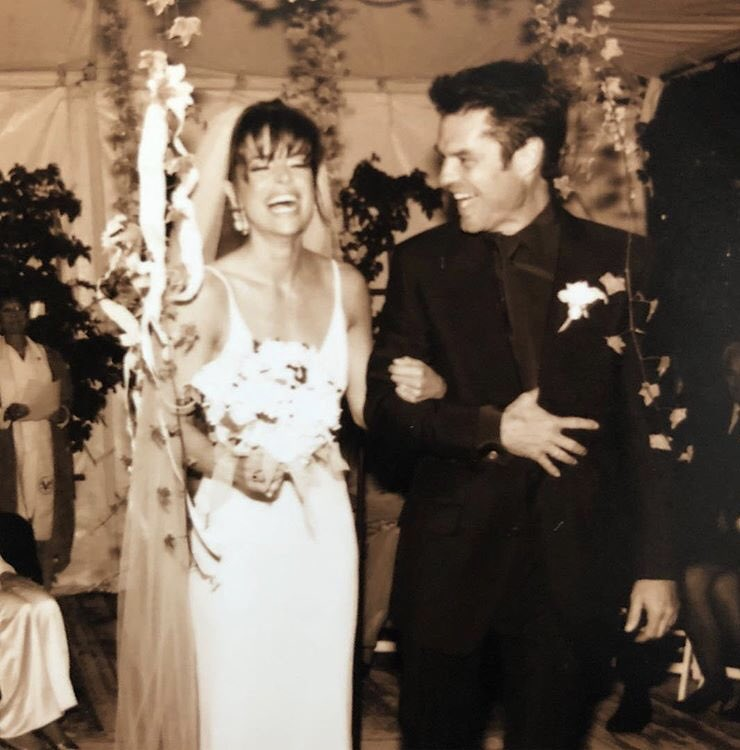 March 29 1997 ♥️ 21 years ago today I married my soulmate. I'd be lost without you baby. ♥️ https://t.co/q6xrtZUtj0