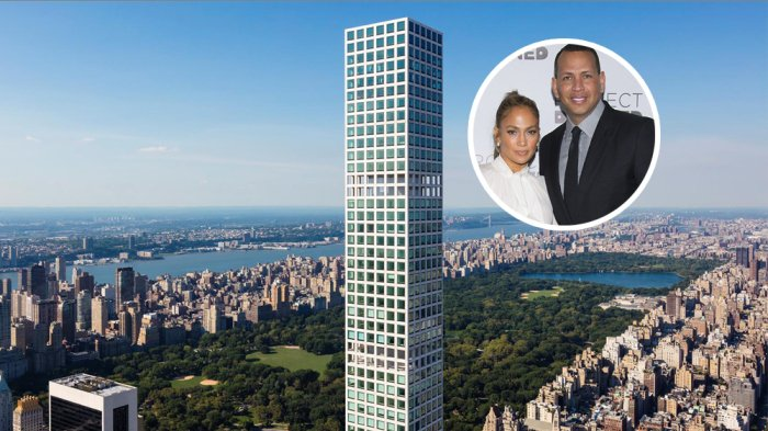 Jennifer Lopez and Alex Rodriguez purchased a condo together in Manhattan